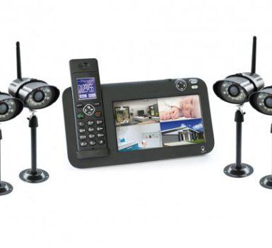 videosureveillance 4 caméras