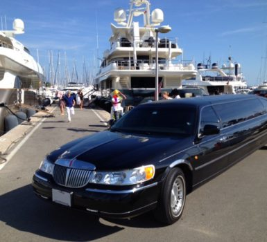 louer une limousine